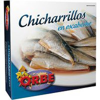 Orbe Chicharrillo escabeche Lata 550 g