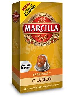 Marcilla Cafe suave Capsulas 10 uni