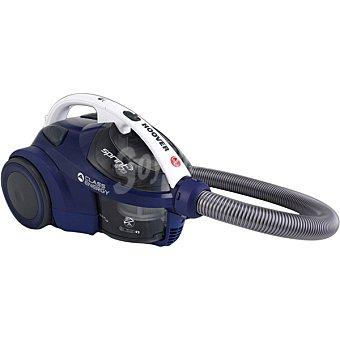 Hoover 39001374 aspirador compacto Sprint Evo SE61011 con tobera mini turbo especial pelos de animales