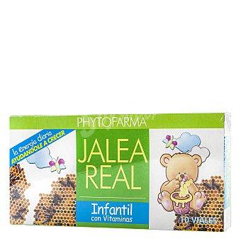 Phytofarma Jalea rela infantil ampollas 100 ml