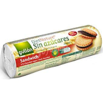 Gullón Sandwich Choco Nature Envase 250 gramos