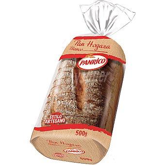 Panrico pan de hogaza blanco estilo artesano Bolsa 500 g