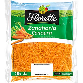 Florette Zanahoria rallada Bolsa 150 g