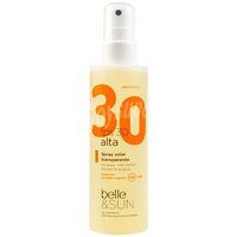 FP30 belle&SUN Spray solar transparente Spray 200 ml