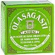 Atún en aceite de oliva virgen extra de agricultura ecológica Lata 255 g Olasagasti