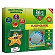 Pulsera antimosquitos clic clack 1 ud Relec