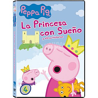 PEPPA PIG Vol. 4 DVD