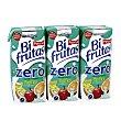 Bebida con leche pacífico zero Pack 3 unidades 330 ml Bifrutas Pascual