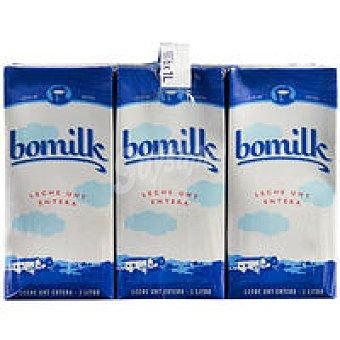 Bomilk Leche Entera Pack 6x1 litro