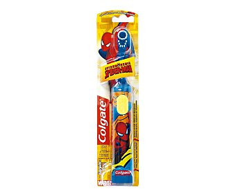 COLGATE cepillo infantil de batería Minions blister  1 unidad