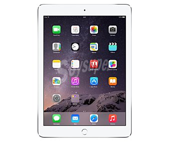 APPLE Tablet 9,7 iPad Air 2 Plata 1 unidad