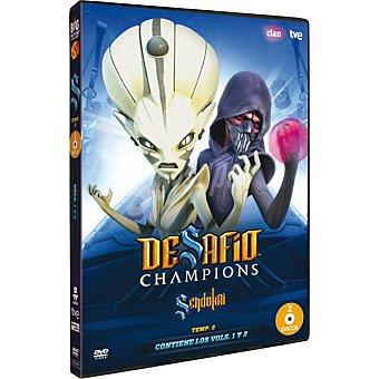 DESAFIO CHAMPIONS Sendokai 2ª Temporada Vol, 2 DVD