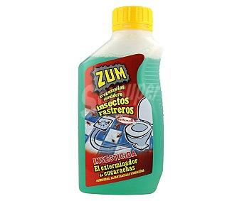 Zum Insecticida fregasuelos perfumado exterminador de cucarachas (aplicar en zonascercanas al sumidero, alrededor de los desagues y en zonas de poca accesibilidad) 500 mililitros