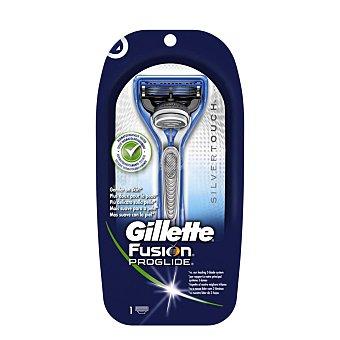 Gillette Fusion Proglide Fusion proglide silvertouch maquinilla de afeitar blíster 1 ud
