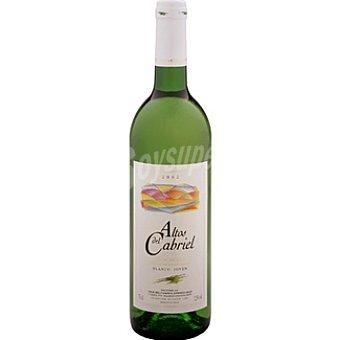 ALTOS DEL CABRIEL Vino blanco joven D.O. Manchuela Botella 75 cl