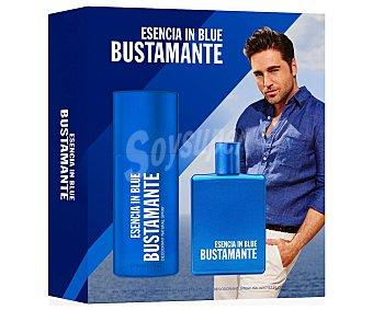 Bustamante esencia in blue Estuche regalo para hombre Esencia in blue.