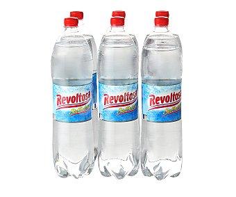 REVOLTOSA Gaseosa Pack de 6 botellas de 1,5 litros