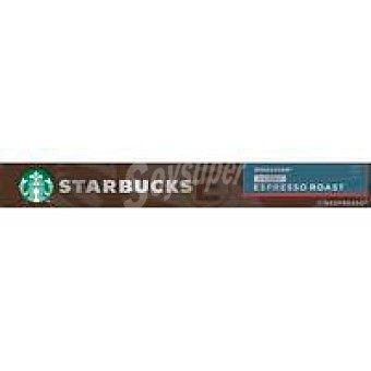 Starbucks Café nespresso descafeinado espres. starbucks Caja 10 monodosis