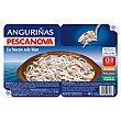 Anguriñas 2 envases de 100 g Pescanova
