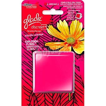 Glade Brise Brise Discreet ambientador electrico Explosion Floral recambio