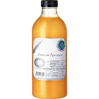 PLANETA VERDE Zumo de naranja Botella 1 l