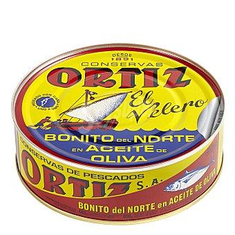 Ortiz Bonito del norte en aceite de oliva Lata 480 g neto escurrido