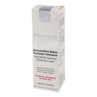 Farma Dorsch Crema anticelulítica Detox Reductor Intensivo + Farma Dorsch 200 ml.