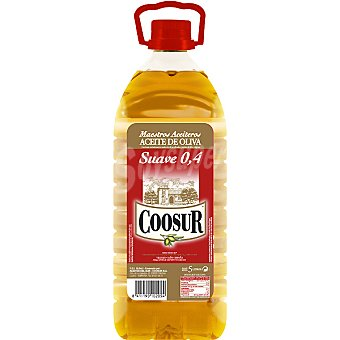 Coosur Aceite de oliva suave 0,4º bidon 5 l