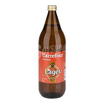 Carrefour Cerveza Pilsen 1 l