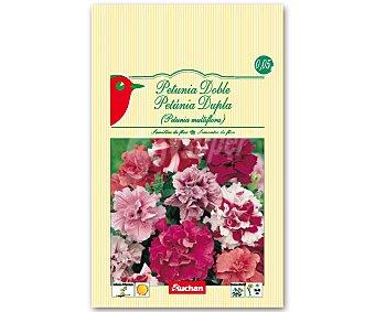 AUCHAN Semillas para plantar Petunia Doble de diferentes colores 0,05 g