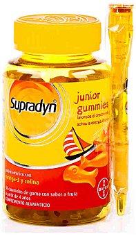 SUPRADYN Complemento alimenticio polivitamínico con Omega-3 y colina 30 Caramelos de goma