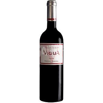 VIGUA Vino tinto de la Ribera del Guadiana botella 75 cl