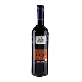 Gonzalo de Berceo Vino D.O. Rioja tinto reserva 75 cl