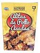 Comida preparada pollo asado alitas Paquete 500 g Hacendado