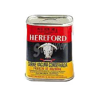 Hereford Corner Beef Lata 340 gr