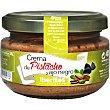 Crema de pistacho y ajo negro Frasco 110 g Iberitos