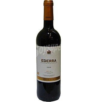 Ederra Vino Rioja Reserva 75 CL