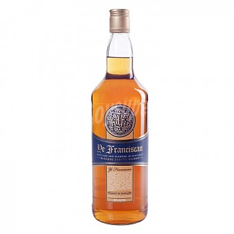 Franciscan Whisky Ye escocés 1 L 1 l