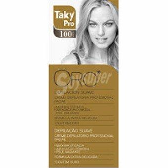 Taky Crema depilatoria Oro profesional facial 20ml 20ml