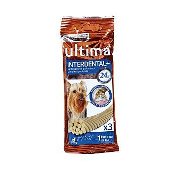 Ultima Affinity Ultima snacks interd.+ toy dog snack 30GR 3 UDS