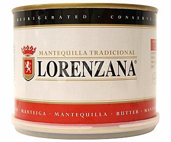 Lorenzana Mantequilla sin sal Lata de 500 gramos