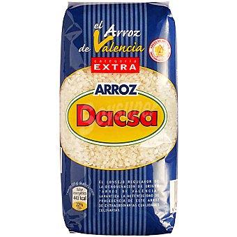 Dacsa Arroz redondo extra D.O. Valencia Paquete 1 kg