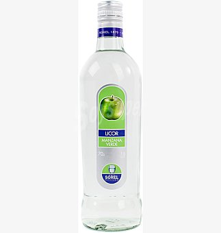Sorel LICOR MANZANA VERDE 70 CL