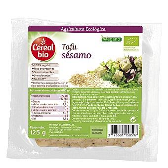 CEREAL BIO Tofu con sésamo Bandeja 125 g