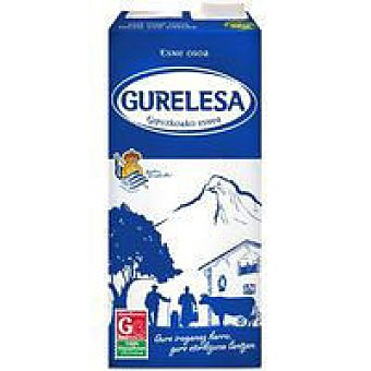 Cj6 Leche Brik Entera .gurel 1l