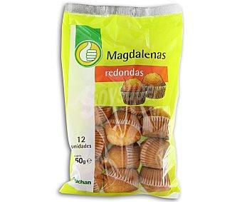 Productos Económicos Alcampo Magdalenas Redondas 350 Gramos