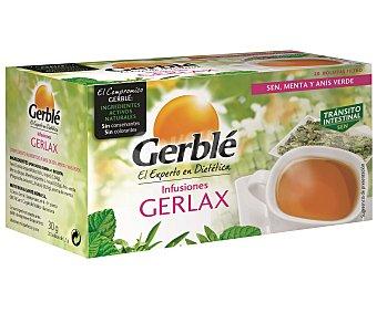 Gerblé Infusión laxante Gerlax Estuche 20 unidades