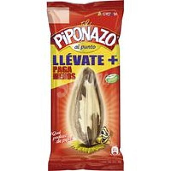 PIPONAZO Pipas al punto de Sal 180 g