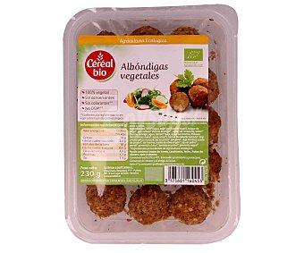 CEREAL BIO Albóndigas vegetales Bandeja 250 g