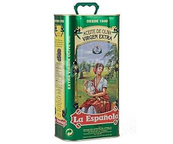 La Española Aceites Aceite de oliva virgen extra Lata de 5 l